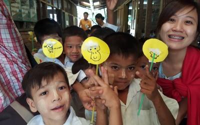 MYANMAR MISSION TRIP (14 -21 DEC 2015)