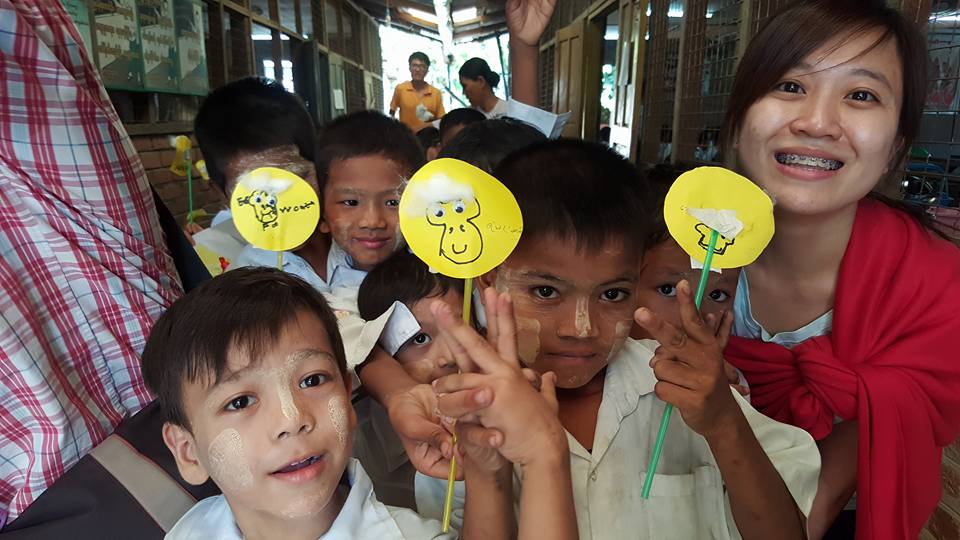 MYANMAR MISSION TRIP (14 -21 DEC 2015)