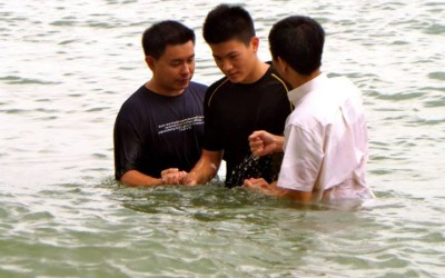 YEAR OF TRIAL: WHY I GOT BAPTIZED