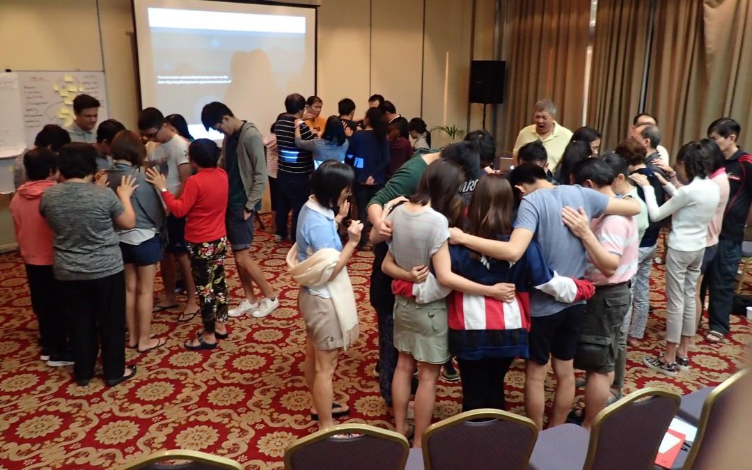 Leaders' Planning Retreat 2016 (22-24 Sep 2016)
