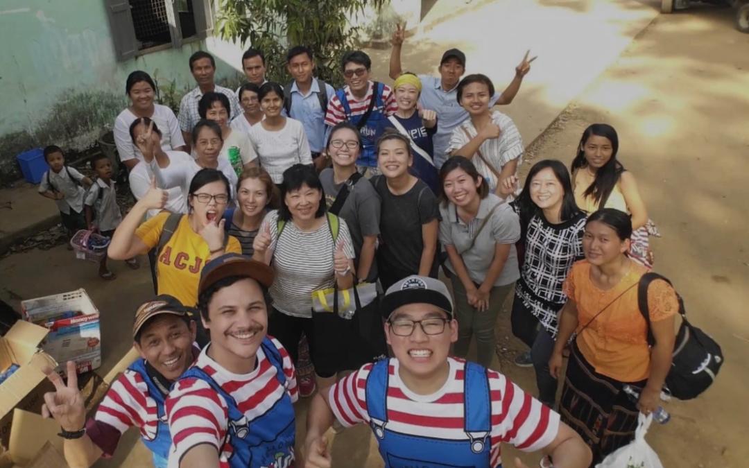 Myanmar Mission Trip 2016