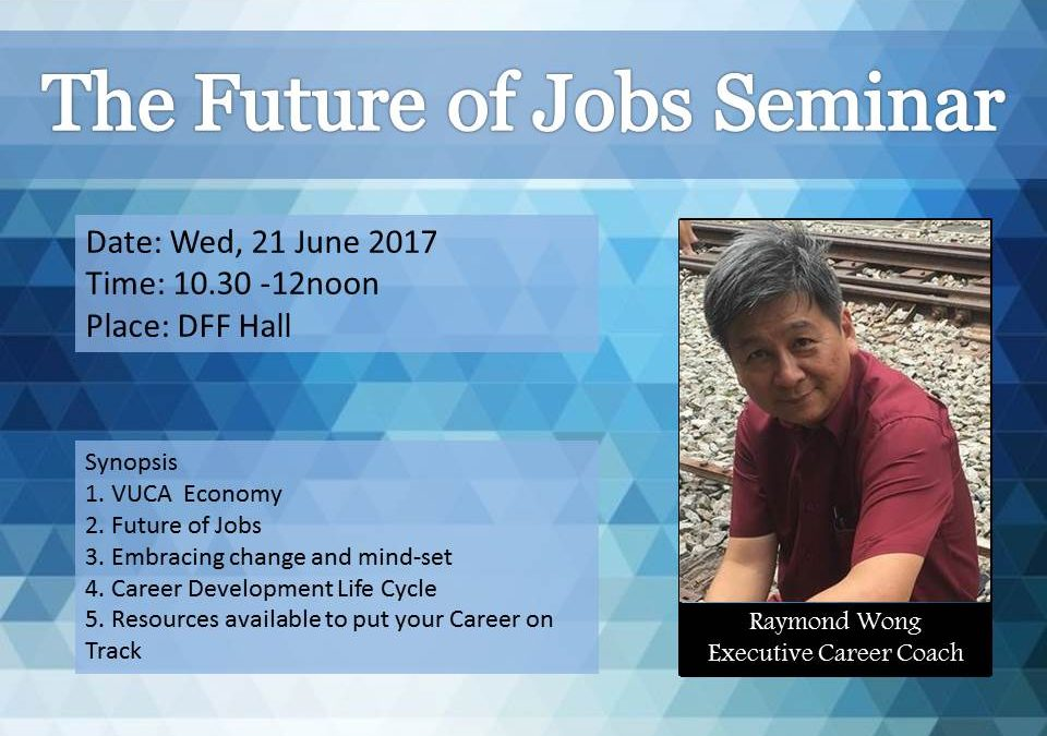 The Future of Jobs Seminar