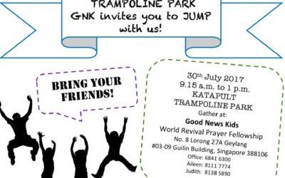 GNK Event – KATAPULT Trampoline Park