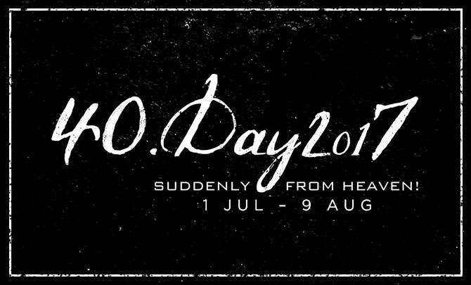 40.DAY 2017