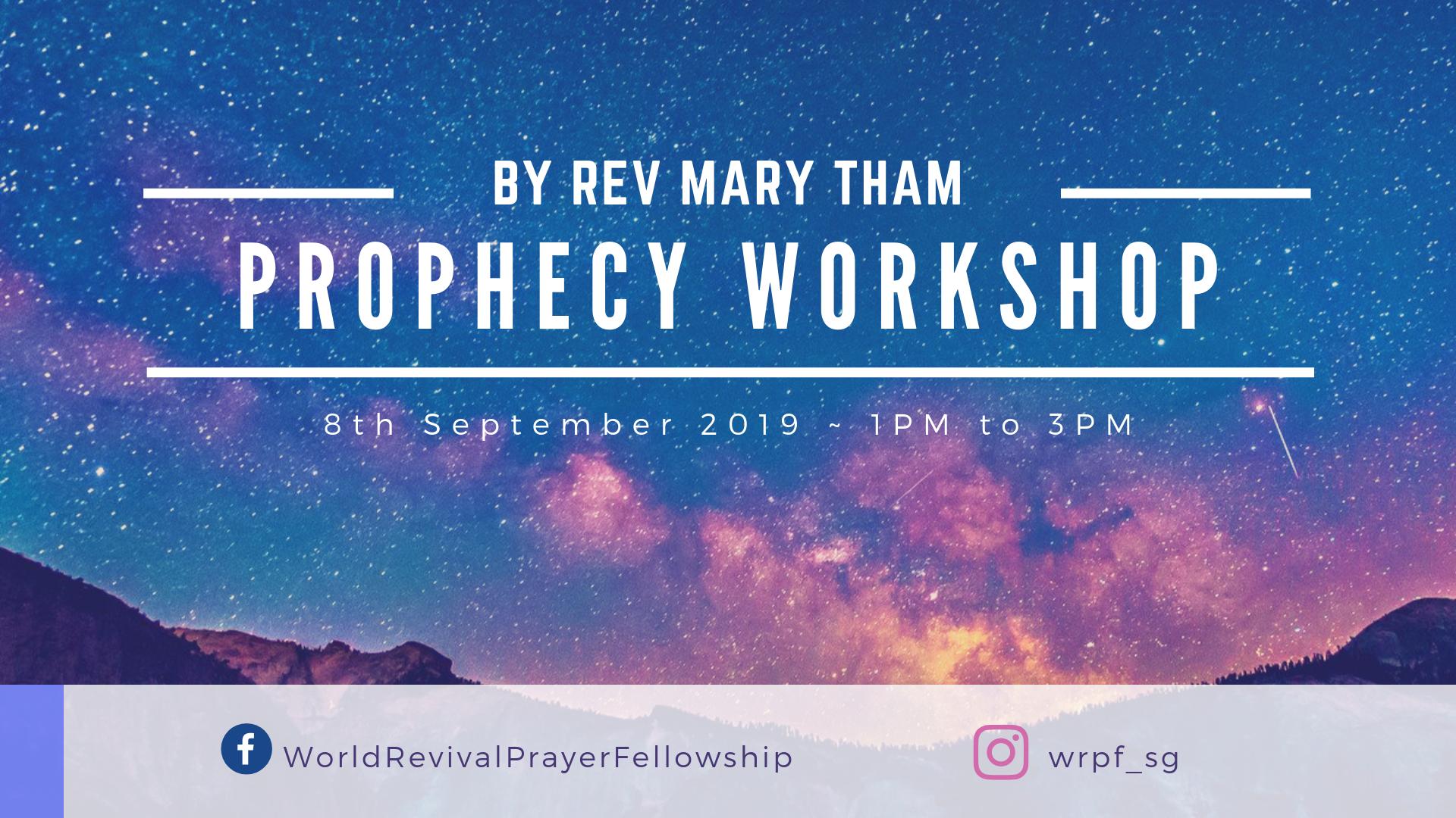 basic prophecy workshop (2)