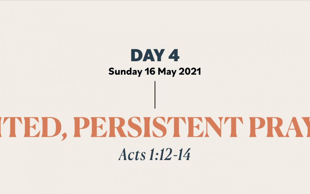 DAY 4 – 16 MAY
