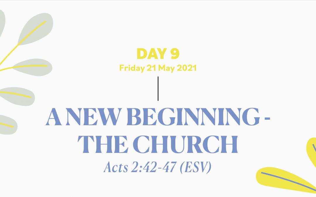 DAY 9 – 21 MAY
